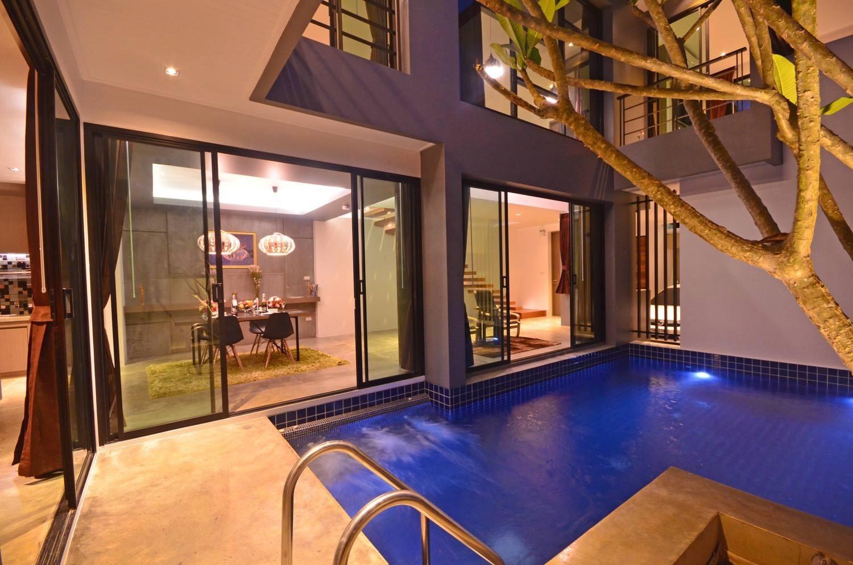 2 storey Pool Villa 3 bedrooms in Rawai Phuket