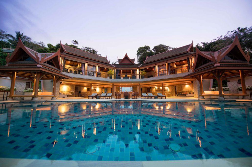 Villa Rak Tawan Rental